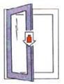 anweisung zur bedienung und wartung der kunststofffenster und t ren fenster. Black Bedroom Furniture Sets. Home Design Ideas