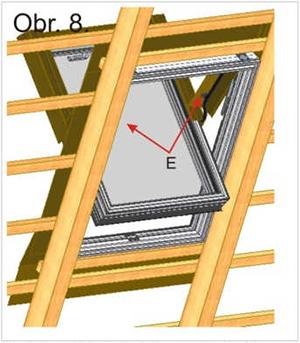 Anleitung pdf zur montage des dachfensters premium for Fenster nachstellen